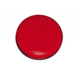 Capuchon rouge pour bouton 21mm KN216