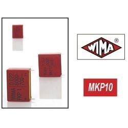 Condensateur métal MKP 1600V 22nF au pas de 22mm