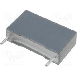 Condensateur MKT au pas de 27mm 10% 10µF 100V