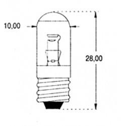 Lampes et lucioles 9 distronic sarl - Ampoule led e10 230v ...