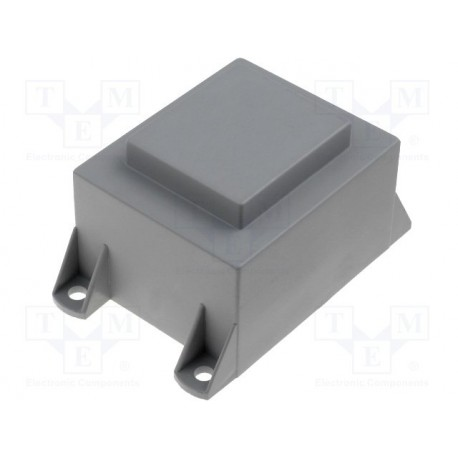 Transformateur moulé 230Vac / 12Vac 2,5Amp. 30VA