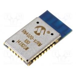 Module Bluetooth Microchip RN4020-V/RM
