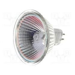 Ampoule halogène GU5.3 MR16 12V 35W 730lm 38°