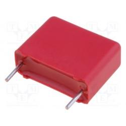 Condensateur Wima MKS4 20% 220nF 1000V au pas de 22mm