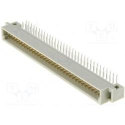 Connecteur din41612 a+b 64pts mâle coudée