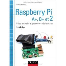 Livre Prise en main et premières réalisations Raspberry Pi