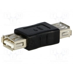 Adaptateur USB A femelle / A femelle