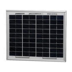 Panneau solaire polycristallins 17V 10W 330x290x25mm