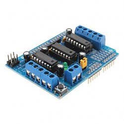 Carte motor shield L293D pour Arduino