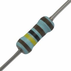 Résistance à couche métal 1/2W 5% 0,47ohms