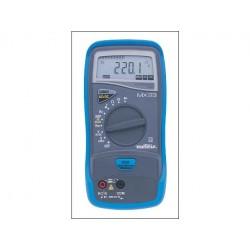 Multimètre numérique Métrix MX23