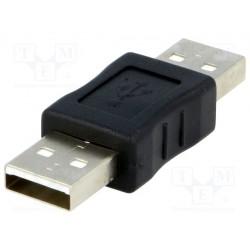 Adaptateur USB A mâle / A mâle