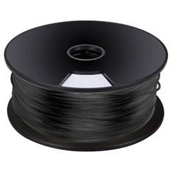 Bobine 1Kg fil ABS 3mm noir pour imprimante 3D
