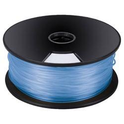 Bobine 1Kg fil PLA 3mm bleu pour imprimante 3D