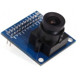 Module caméra 640x480 dimensions 3,5x3,5cm