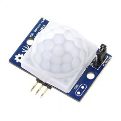 Module détecteur infrarouge passif 120°