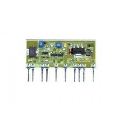 Module émetteur Aurel 433,92Mhz 12V 400mW