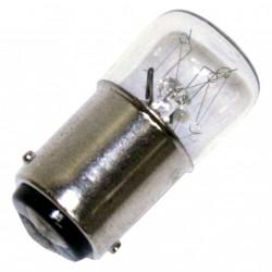 Ampoule Ba15d 16x35mm  24V  210mA  5W