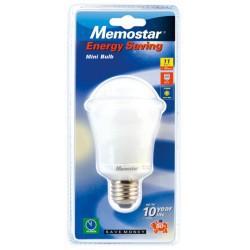 Ampoule éco-énergie 230V E27 11W