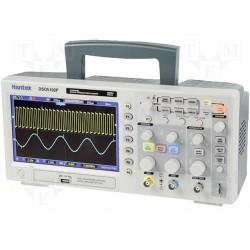 Oscilloscope numérique Hantek 2x100Mhz