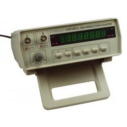 Fréquencemètre 8 digits 0,01hz à 2,4Ghz