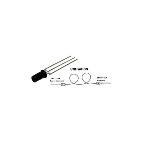 Récepteur photo-diode SFH250