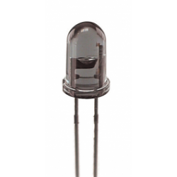 Diode led emettrice infra-rouge 5mm 40° 940nm