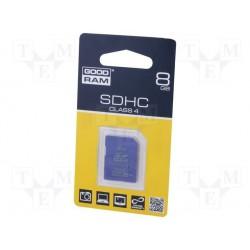 Carte mémoire SD-HC GoodRam 8Gb