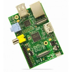 Carte ordinateur Raspberry Pi type B 512Mo