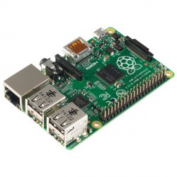 Carte ordinateur Raspberry Pi type B+ 512Mo