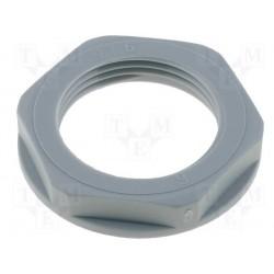 Ecrou polyamide 16mm pour presse-étoupe