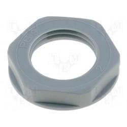 Ecrou polyamide 9mm pour presse-étoupe