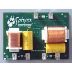 Filtre H.P. 2 voies 300W 8ohms 12dB 3Khz