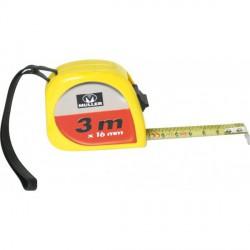 Mètre à ruban en ABS 13mm x 3M