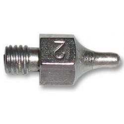 Buse fer à dessouder Weller 1mm