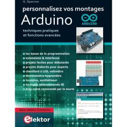 Livre Arduino Personnalisez vos montages