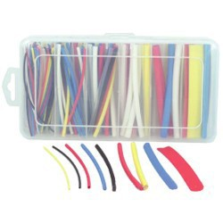Coffret assortiment gaine thermo. couleur