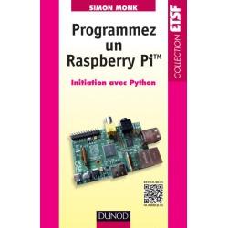 Livre Programmez un Raspberry Pi