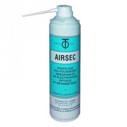 Aérosol Gaz sec de sécurité 400ml