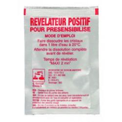 Sachet dose de 1 litre de révélateur pour circuit imprimé