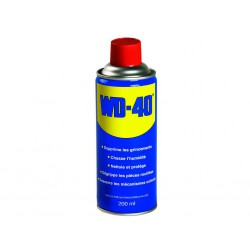 Aérosol dégrippant lubrifiant WD-40 200ml