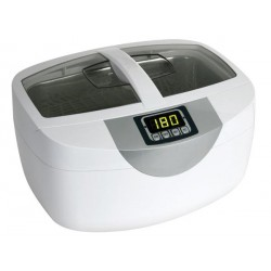 Nettoyeur ultrasons 2,6 litres avec minuterie 170W