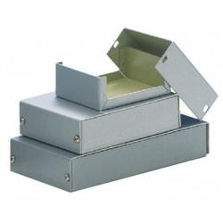 Coffret aluminium 102x72x28mm