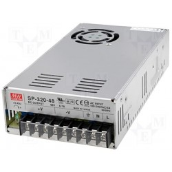Alimentation Mean-Well série SP 320W - 88/264Vac - 48Vdc - 6,7Amp.
