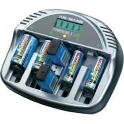 Chargeur d' accumulateurs. universel automatique