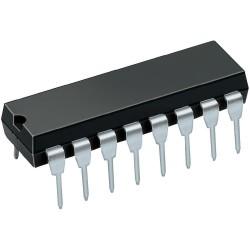 Circuit générateur 12 mélodies dil16