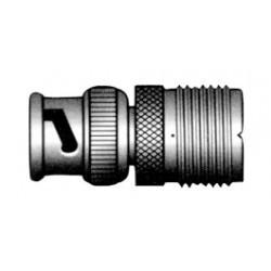 Adaptateur BNC mâle / UHF femelle