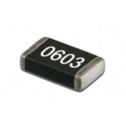 Condensateur CMS 0603 NPO 5% 100pF 100V