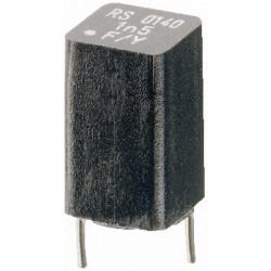 Cond. polypropylène 1% 1,5nF 63V pas 5mm