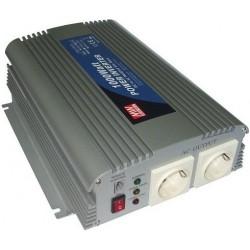 Convertisseur DC/AC Mean-Well 24Vdc / 230Vac 1000W